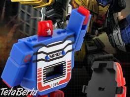 Novinka ! Transformers hodinky a hračka v jednom ! , Móda, krása a zdravie, Hodinky a šperky  | Tetaberta.sk - bazár, inzercia zadarmo