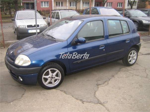 Renault Clio , foto 1 Auto-moto, Automobily | Tetaberta.sk - bazár, inzercia zadarmo