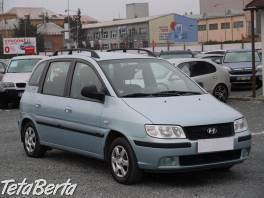 Hyundai Matrix  1.6 16V, 1.maj,ČR , Auto-moto, Automobily  | Tetaberta.sk - bazár, inzercia zadarmo