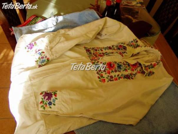 cb551858d Predám časti z detvianskeho kroja, foto 1 Hobby, voľný čas, Ostatné |  Tetaberta