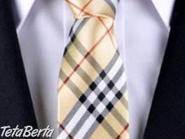 Luxusní kravata , Móda, krása a zdravie, Doplnky a príslušenstvo  | Tetaberta.sk - bazár, inzercia zadarmo