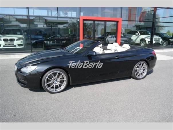 BMW Řada 6 650i Cabrio VELMI PĚKNÉ, foto 1 Auto-moto, Automobily | Tetaberta.sk - bazár, inzercia zadarmo