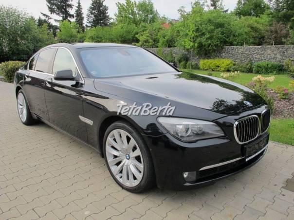 BMW Řada 7 750i, foto 1 Auto-moto, Automobily | Tetaberta.sk - bazár, inzercia zadarmo
