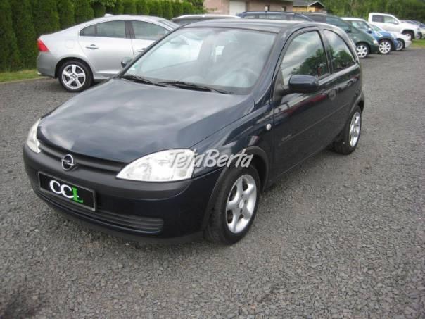 Opel Corsa 1.0i, foto 1 Auto-moto, Automobily   Tetaberta.sk - bazár, inzercia zadarmo