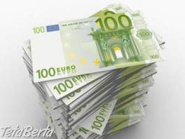 Pôžička pre ľudí s nízkym príjmom , Obchod a služby, Financie  | Tetaberta.sk - bazár, inzercia zadarmo