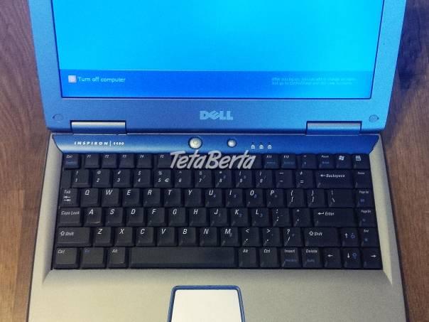 Dell Inspiron 1100, foto 1 Elektro, Notebooky, netbooky | Tetaberta.sk - bazár, inzercia zadarmo