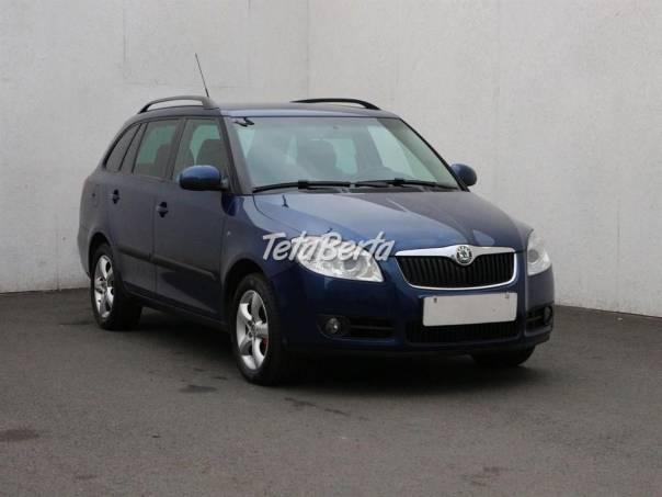 Škoda Fabia  1.4 16V, klimatizace, foto 1 Auto-moto, Automobily | Tetaberta.sk - bazár, inzercia zadarmo