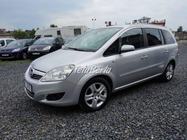 Opel Zafira 1.7 CDTI NAVI 2xPDC, foto 1 Auto-moto, Automobily   Tetaberta.sk - bazár, inzercia zadarmo
