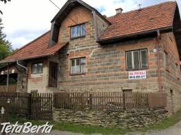 Dom na kysuciach - Nesluša - Majtánky , Dom a záhrada, Stavba a rekonštrukcia domu  | Tetaberta.sk - bazár, inzercia zadarmo