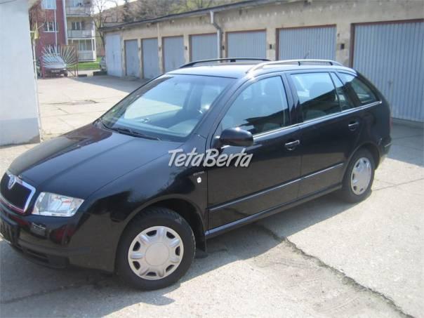 Škoda Fabia Combi Elegance, foto 1 Auto-moto, Automobily | Tetaberta.sk - bazár, inzercia zadarmo