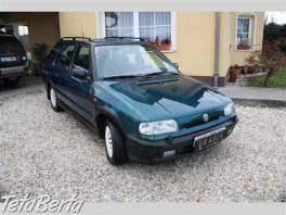 Škoda Felicia 1,6 55KW SERVO ,PLNĚ POJÍZDNÉ