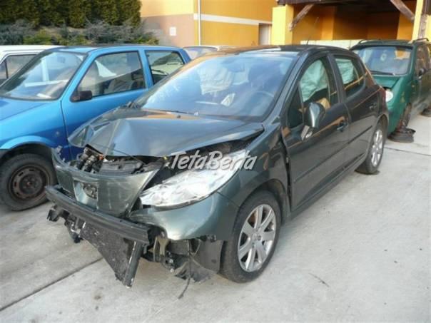 Peugeot 207 1.6 hdi tel:, foto 1 Auto-moto | Tetaberta.sk - bazár, inzercia zadarmo