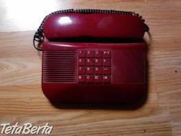 Tlacitkovy telefon Tesla Stropkov , Hobby, voľný čas, Ostatné  | Tetaberta.sk - bazár, inzercia zadarmo