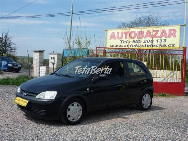 Opel Corsa 3dv .1.0i 1.majitel, foto 1 Auto-moto, Automobily | Tetaberta.sk - bazár, inzercia zadarmo