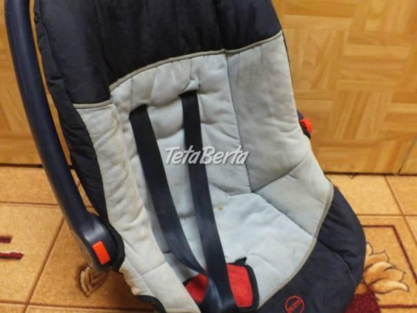 Predám detskú autosedačku., foto 1 Pre deti, Autosedačky | Tetaberta.sk - bazár, inzercia zadarmo