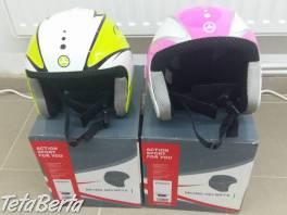 Zánovné 2x detské  kvalitné lyžiarske prilby /helmy/ zn. RADICAL, v.50-52, 4-8r.,  , Pre deti, Ostatné    Tetaberta.sk - bazár, inzercia zadarmo