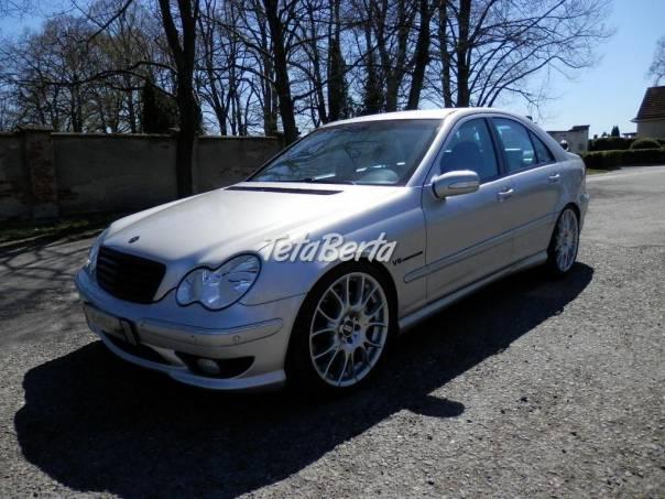 Mercedes-Benz Třída C C 32 AMG Kompressor,  V-max, foto 1 Auto-moto, Automobily | Tetaberta.sk - bazár, inzercia zadarmo