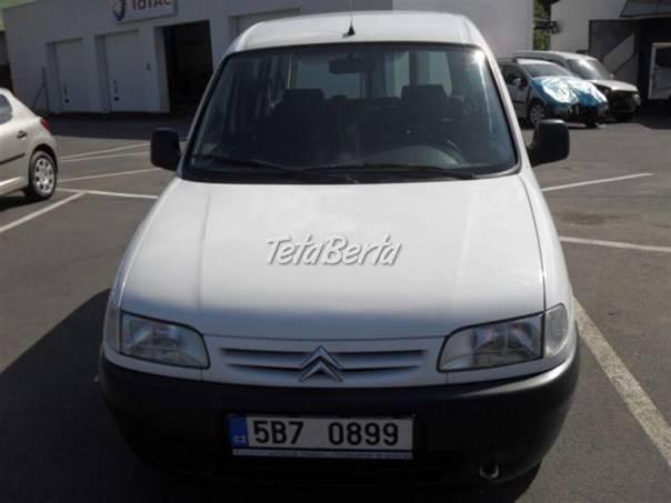 Citroën Berlingo 1.9 D, foto 1 Auto-moto, Automobily | Tetaberta.sk - bazár, inzercia zadarmo
