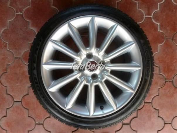 Fiat Grande Punto sada orig. ALU KOL 17, foto 1 Auto-moto | Tetaberta.sk - bazár, inzercia zadarmo