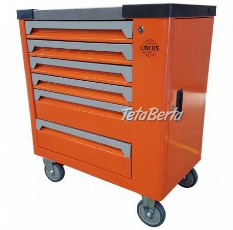 Dielenský vozík s náradím, 245 dielna skriňka, 6 zásuviek, foto 1 Auto-moto, Autoservis   Tetaberta.sk - bazár, inzercia zadarmo