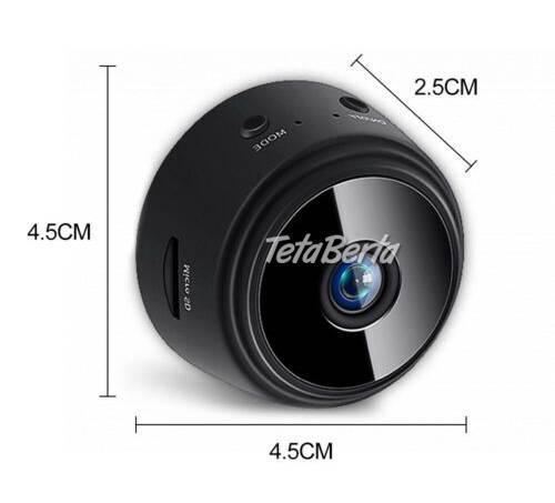 Bezdrôtová wifi kamera – Remote V380 ProWiFi Security Camera, foto 1 Elektro, Ostatné | Tetaberta.sk - bazár, inzercia zadarmo