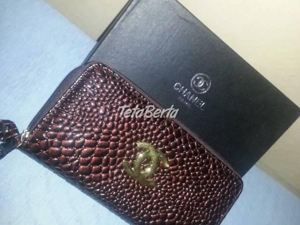 9cfe92155a CHANEL peňaženka