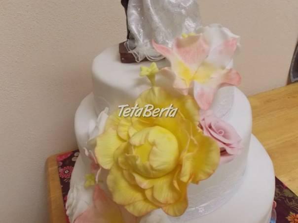 Svadobné koláče a torty, foto 1 Hobby, voľný čas, Ostatné   Tetaberta.sk - bazár, inzercia zadarmo