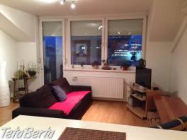 Útulný 2 izbový byt s garážou Žilinská ulica Bratislava I. Staré Mesto