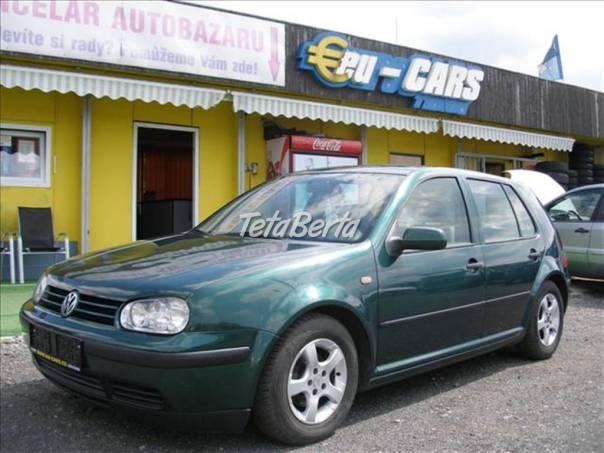 Volkswagen Golf 1,6 KLIMA,ABS, foto 1 Auto-moto, Automobily | Tetaberta.sk - bazár, inzercia zadarmo