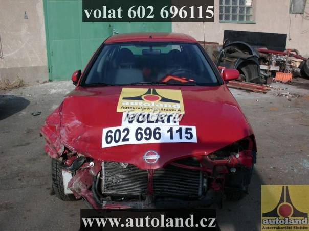 Nissan Almera 1,5, foto 1 Auto-moto | Tetaberta.sk - bazár, inzercia zadarmo
