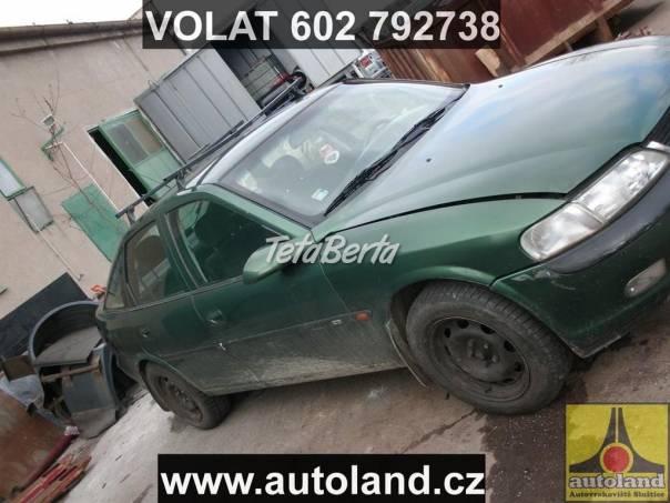 Opel Vectra 2,0, foto 1 Auto-moto | Tetaberta.sk - bazár, inzercia zadarmo