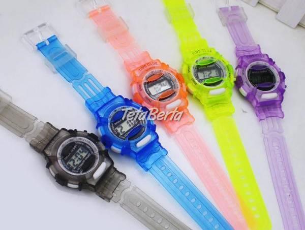 Digitálne LED hodinky pre teenagerov, foto 1 Móda, krása a zdravie, Hodinky a šperky | Tetaberta.sk - bazár, inzercia zadarmo