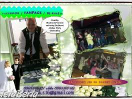DJ ( svadby,rodinné,firemné akcie,oldies párty )