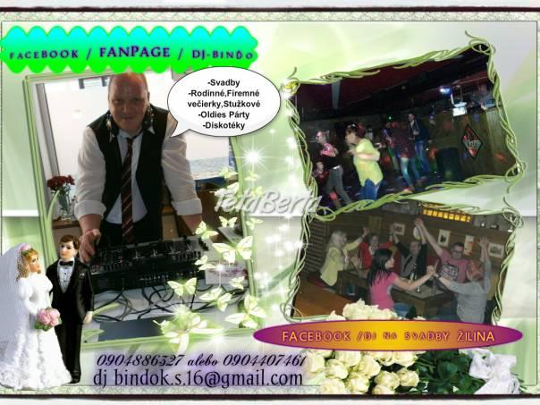 DJ ( svadby,rodinné,firemné akcie,oldies párty ), foto 1 Hobby, voľný čas, Film, hudba a knihy | Tetaberta.sk - bazár, inzercia zadarmo