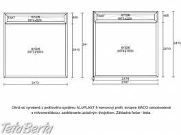 Nové okná na predaj , Dom a záhrada, Okná, dvere a schody  | Tetaberta.sk - bazár, inzercia zadarmo