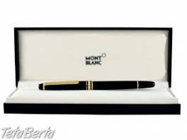 Mont Blanc Meisterstück - plnící pero , Móda, krása a zdravie, Hodinky a šperky    Tetaberta.sk - bazár, inzercia zadarmo