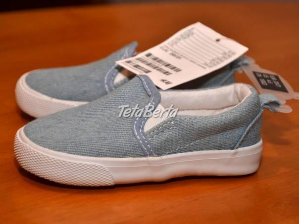 127965238 Predám detské topánky H&M (veľkosť 20/21), Bratislavský kraj ...