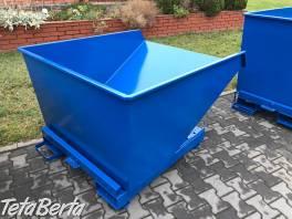 Kontajner TK 900 litrov , Obchod a služby, Stroje a zariadenia  | Tetaberta.sk - bazár, inzercia zadarmo
