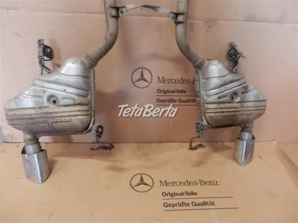 Mercedes-Benz Třída ML Výfuk na ML, foto 1 Auto-moto | Tetaberta.sk - bazár, inzercia zadarmo