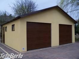 Omítnutá montovaná garáž - celá SR , Reality, Garáže, parkovacie miesta    Tetaberta.sk - bazár, inzercia zadarmo