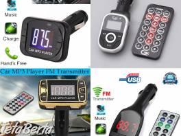 Multifunkčný mp3 prehrávač do auta  , Elektro, MP3, audio    Tetaberta.sk - bazár, inzercia zadarmo