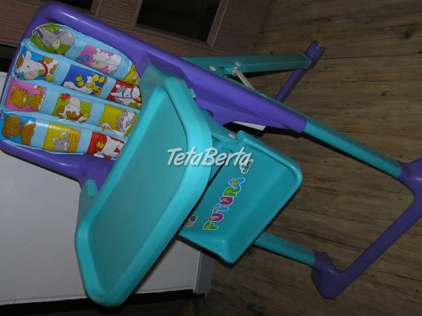 detská jedalenská stolička, foto 1 Pre deti, Detský nábytok | Tetaberta.sk - bazár, inzercia zadarmo