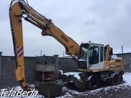 Predám nakladač Liebherr A904 , Poľnohospodárske a stavebné stroje, Stavebné stroje  | Tetaberta.sk - bazár, inzercia zadarmo
