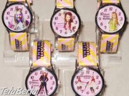 Jedinečné hodinky Hannah Montana ! , Móda, krása a zdravie, Hodinky a šperky  | Tetaberta.sk - bazár, inzercia zadarmo