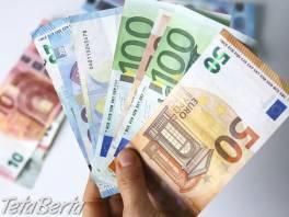 Rychlá půjčka do 48 hodin , Zvieratá, Hospodárske zvieratá  | Tetaberta.sk - bazár, inzercia zadarmo