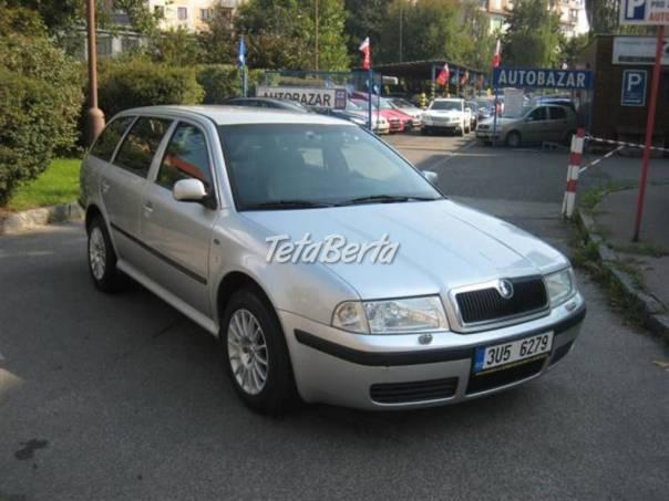 Škoda Octavia 1,6i combi model 2001 Amb, foto 1 Auto-moto, Automobily | Tetaberta.sk - bazár, inzercia zadarmo