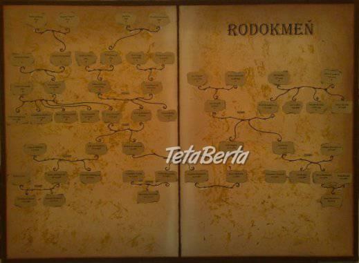 darcek rodokmen, foto 1 Hobby, voľný čas, Umenie a zbierky | Tetaberta.sk - bazár, inzercia zadarmo