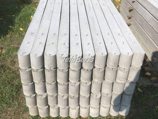 Betonove stlpiky , foto 1 Dom a záhrada, Brány a ploty | Tetaberta.sk - bazár, inzercia zadarmo