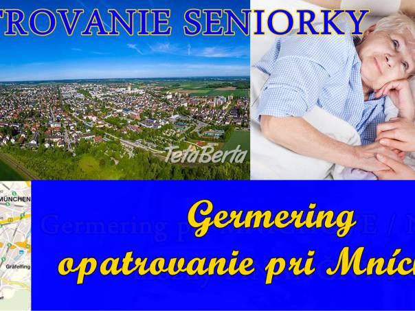 GERMERING – Veľkonočný ZÁSKOK - 24 dňový, foto 1 Práca, Zdravotníctvo a farmácia | Tetaberta.sk - bazár, inzercia zadarmo