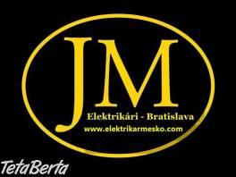 Elektrikár Bratislava - 24/7 , Obchod a služby, Stroje a zariadenia  | Tetaberta.sk - bazár, inzercia zadarmo